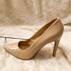 NWT Forever 21 Nude Heel